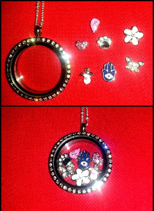My Origami Owl necklace ♥