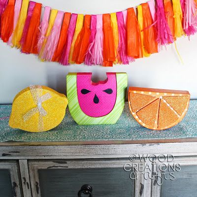 17 best ideas about wood crafts summer on pinterest for Home craft expressions decor