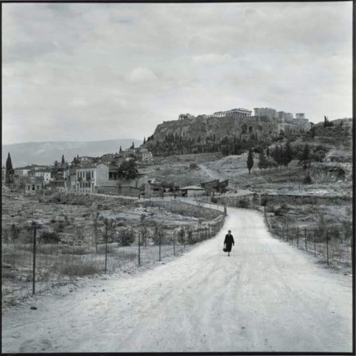 1955. Athens.