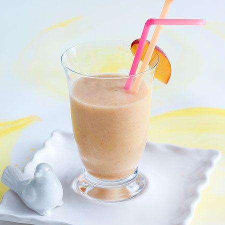 Smoothie-Rezepte - 22 Vitaminbomben für jeden Tag! - nektarinen-smoothie  Rezept
