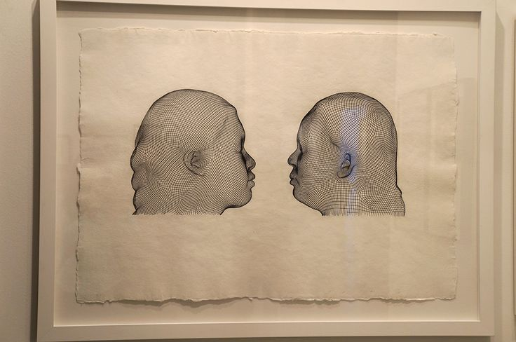 Jaume Plensa. Feria Estampa 2014. Madrid. #ArtFair #ArteContemporáneo #ContemporaryArt #Art #Arte #Arterecord https://twitter.com/arterecord