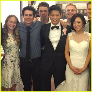 Some of Ki Hong Lee's wedding pics. So happy for him n his new show? I need to watch it