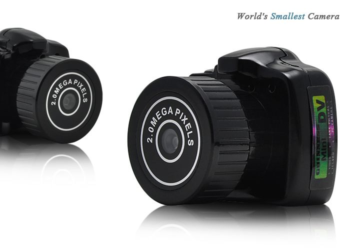 Smallest Spy Camera - WHAT IS THE BEST HIDDEN CAMERA FOR YOUR HOME OR BUSINESS? CLICK HERE TO FIND OUT... http://www.spygearco.com/spy-cameras-with-audio.php