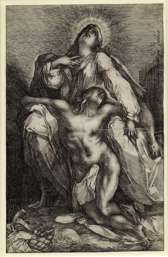 Pieta (c.1612)