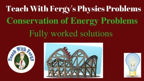 kinetic energy problems with solutions pdf