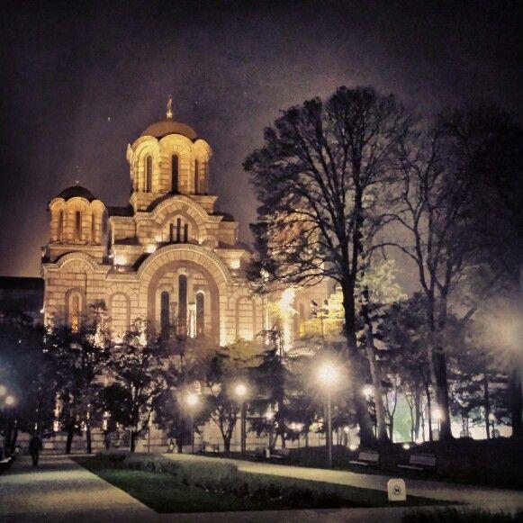 #stmarkoschurch #belgrade #travelbyphone #emilijagasic