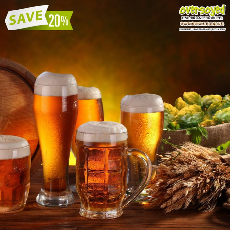 🍺National Beer Day🍻  Save 20% on our Entire Candle, Home Fragrance, and Bath & Body Products Inventory of Beer Inspired Fragrances now through April 8, 2017. No Coupon Required! Fragrances include Guinness (ALC0016), Harvest Ale (ALC0017), Jingle Bell Ale (ALC0021), Summer Ale (ALC0043), Pumpkin Lager (ALC0034), and Oatmeal Stout (ALC0027).   #OverSoyed #BeerDay #Beer #CraftBeer #BeerLover #Shopping #Shop #Coupon #Discount #AllNatural #Handmade #Organic #Candles #HomeFragrance #BathandBody