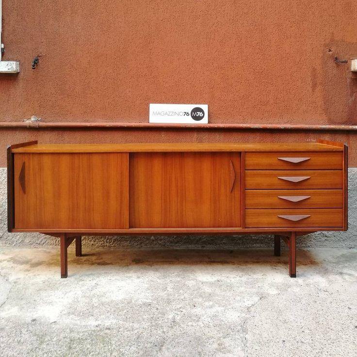 Oltre 25 fantastiche idee su mobili anni 39 60 su pinterest met del secolo mobili di met - Mobili in teak anni 60 ...