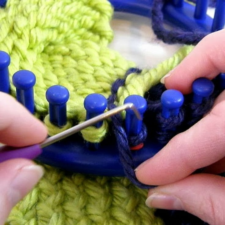 French Knitting Tutorial : Images about french knittables on pinterest knitted