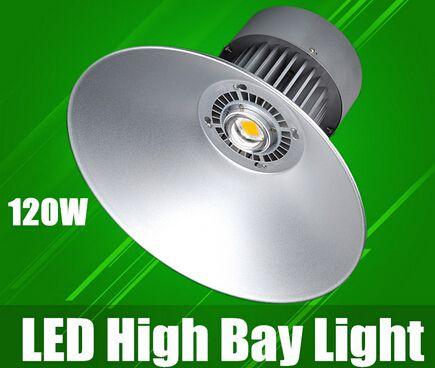 Free shipping high bay led lamp Super Brightness IP65 120W LED High Bay Light highbay