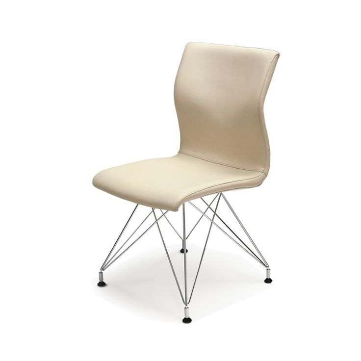Weightless upholsterd chair    Designer: Haldane Martin    The weightless collection is an exercise in the ecological principal of maximum resource efficiency.