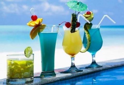 Miešané nápoje