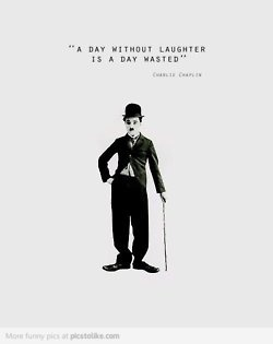 .Life, Inspiration, Quotes, Charli Chaplin, Wasting, Charliechaplin, True, Charlie Chaplin, Laughter