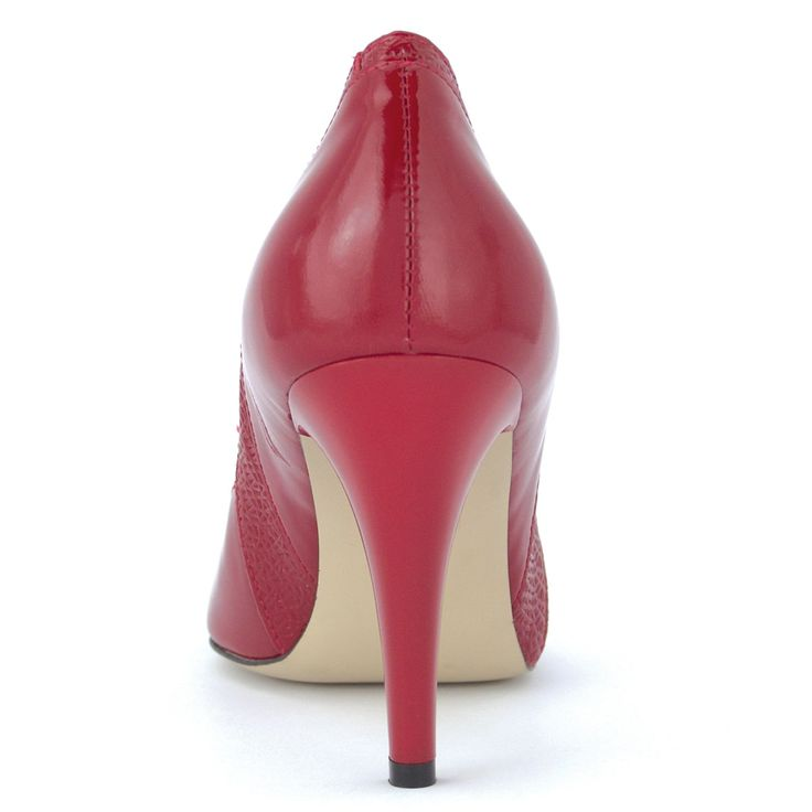 Anis alkalmi cipő 4336 RED http://chix.hu