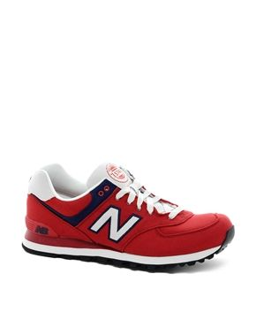 New Balance 574 Rugby Pack Trainers