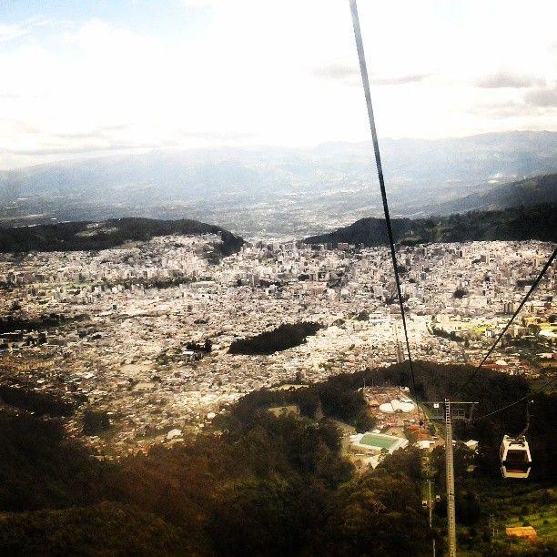 Teleférico en Quito, Pichincha