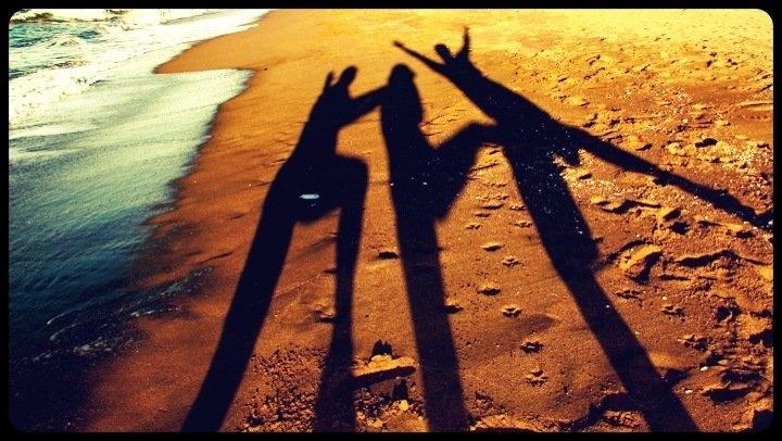 Streamzoo photo - Shadows...:)