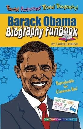 Barack Obama Biography Funbook