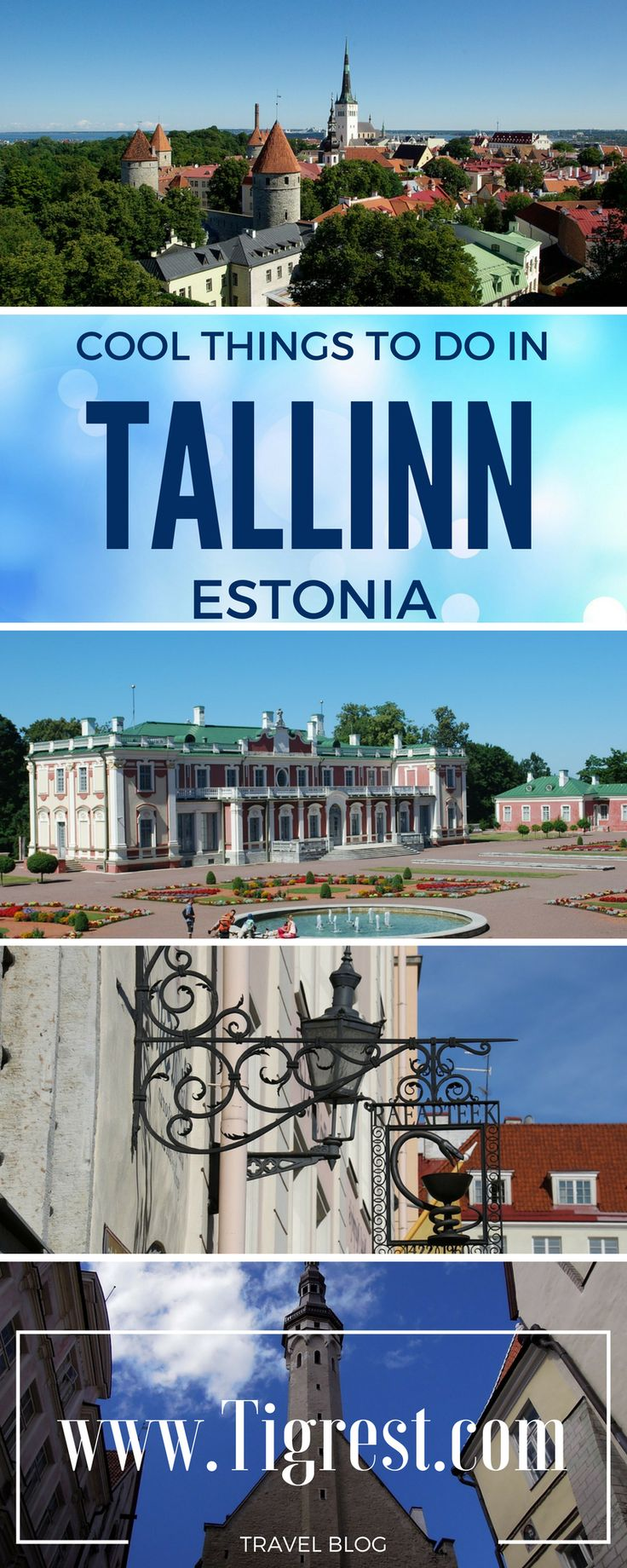 Things to do on your first visit in Tallinn, Estonia
