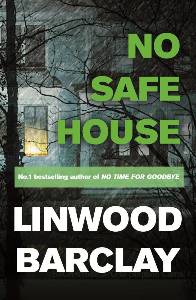 No Safe House by Linwood Barclay