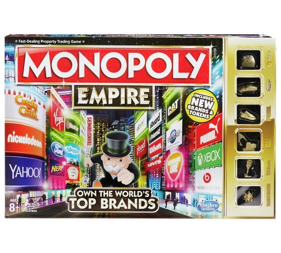 Buy Monopoly Empire 2016 from Hasbro Gaming at Argos.co.uk, visit Argos.co.uk to shop online for Games and board games