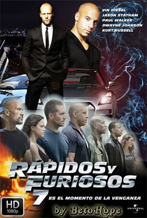Rapido Y Furioso 7 1080p Latino Ingles Mega Peliculas Por Mega About Time Movie Fast And Furious New Movies