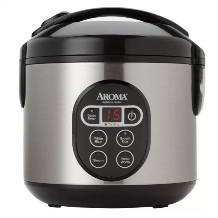 Aroma Rice Cooker And Food Steamer Arc