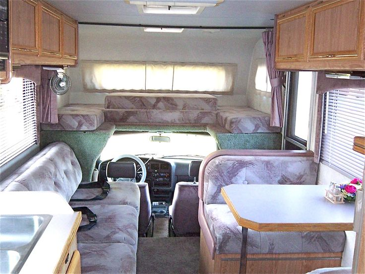Best 25+ Motorhome interior ideas on Pinterest | Camper van ...