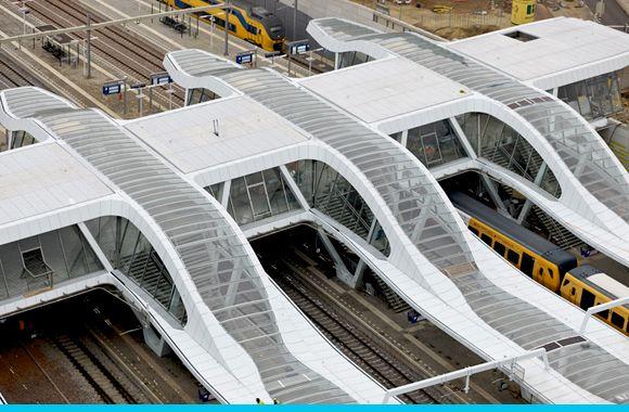arnhem train station