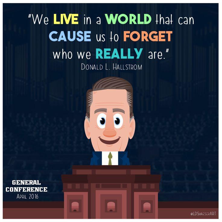 #ElderHallstrom #LDSconf #ldsconference #ldschurch #lds #mormon #genconf #generalconference #sharegoodness