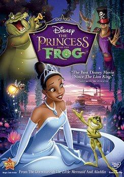The Princess & The Frog (2009)