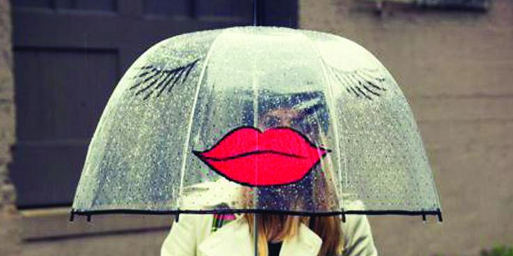 20 Increíbles paraguas con los que querrás caminar bajo la lluvia