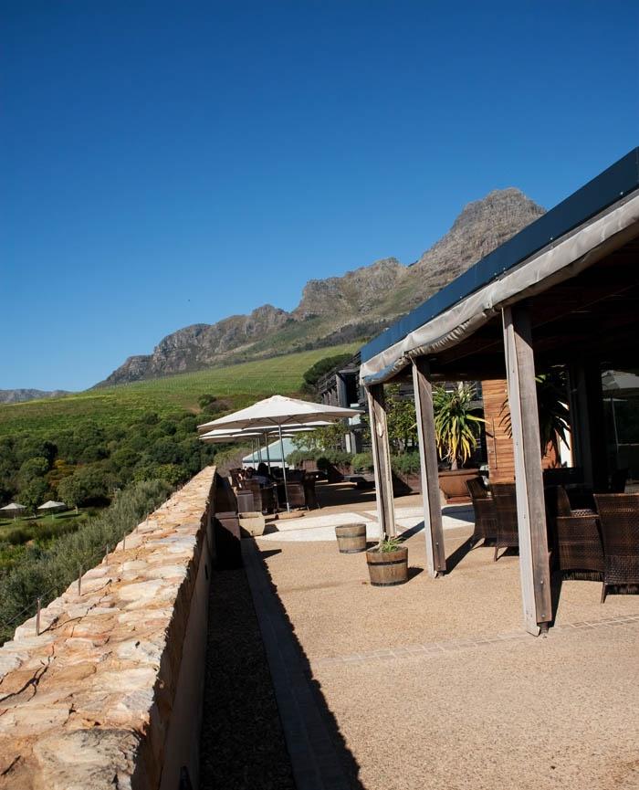 Overture, Stellenbosch