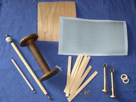 Spinning Forth - Minimalist Carder Build-Your-Own Drum Carder