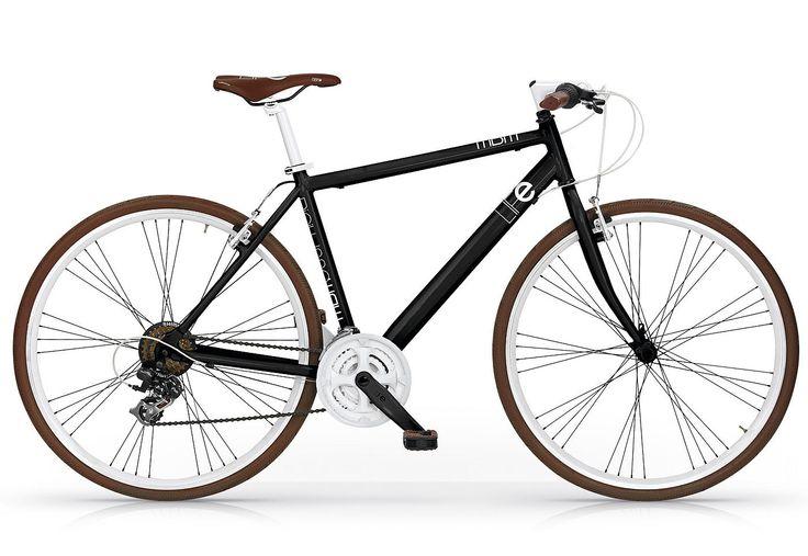 Fitnessbike, 28 Zoll, schwarz, 21 Gang Shimano Nexus, »Life Mod. 530«, MBM.   Lieferbar in 3 Rahmenhöhen  Das Fitnessbike von MBM sorgt für puren Spaß auf jeder Straße. Der leichte Aluminiumrahmen, die ergonomischen Systemlaufräder, sowie die 21-Gang Shimano Schaltung unterstützen die Leichtigkeit beim Fahren auf dem Fitnessbike. Dank der leicht profilierten 35mm breiten Reifen können sich die ...