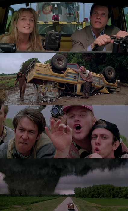 Twister, 1996. Greatest. Movie. Ever.  I want to be them!!!!.....it's already here!!