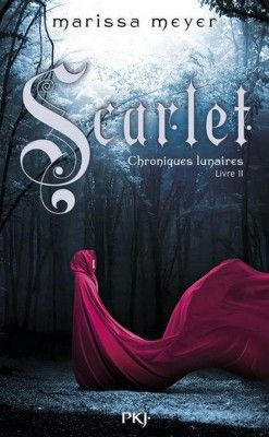 The Lunar Chronicles book 2: Scarlet