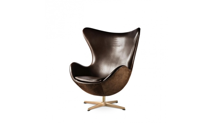 egg chair das ei loungesessel stoff st hle d nisches. Black Bedroom Furniture Sets. Home Design Ideas