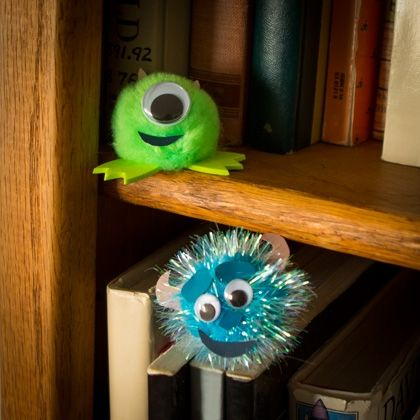 Hide and Go Shriek.  Mike and sully. http://disney.go.com/monsters-university/