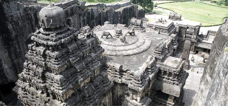Ageless chisel: The rock-cut caves of Ellora