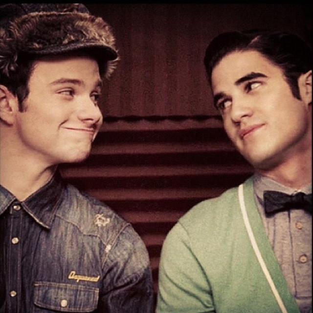 Judge me if you want, but I adore Klaine