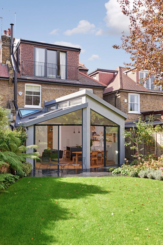 The 25 Best Bungalow Extensions Ideas On Pinterest