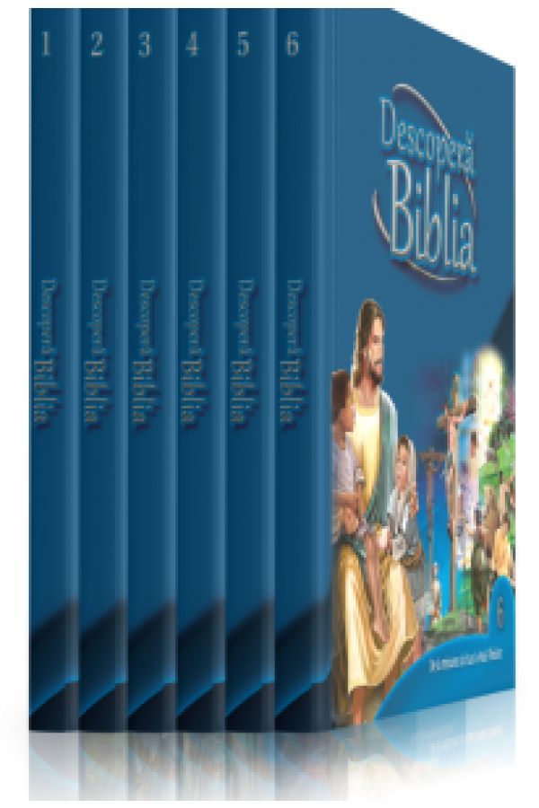 Descopera Biblia - Biblia pentru copii