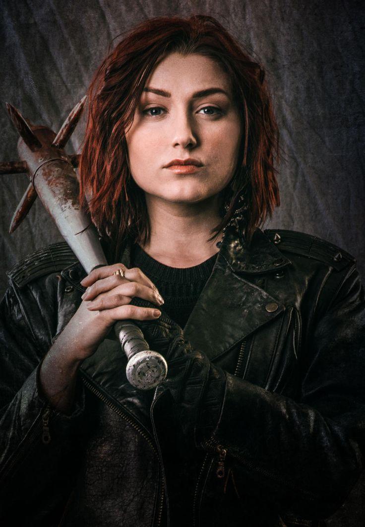 Anastasia Baranova (Addy Carver) – Cast | Z Nation | Syfy