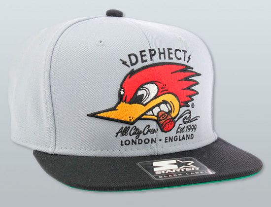 "DEPHECT x STARTER ""All City"" Snapback Cap"