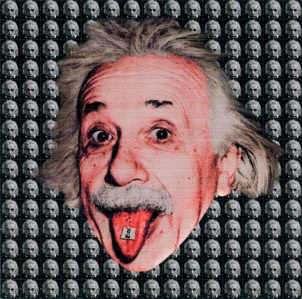 O maior colecionador de cartelas de LSD do mundo - MISTURA URBANA