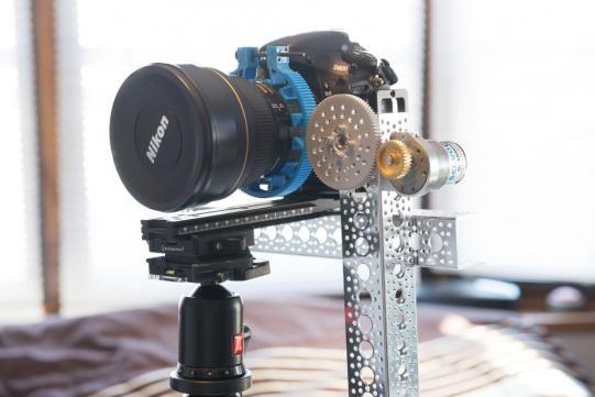 Motorize DSLR Zoom Lens