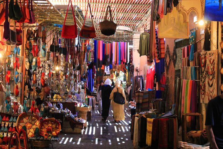 Our Guide To Marrakech: 6 Exotic Spots To Check Out