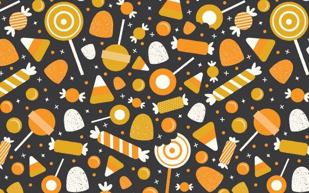 Hd Candy Backgrounds With Images Halloween Desktop Wallpaper Iphone Wallpaper Pattern Halloween Wallpaper
