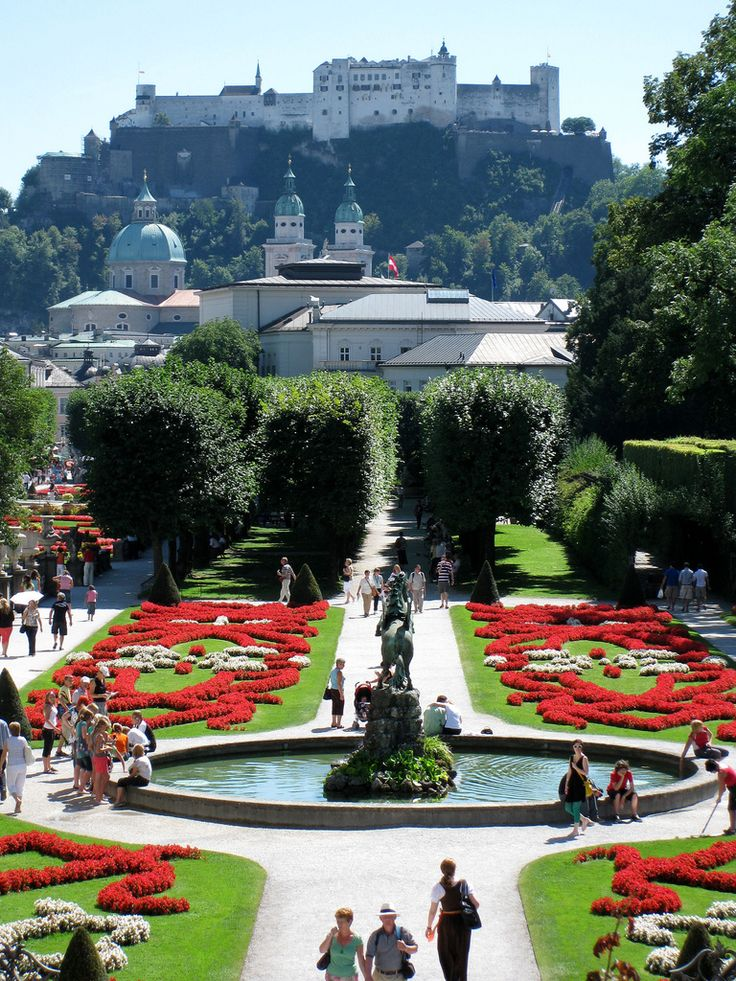 Salzburg, Austria (by renaldo)- Just as beautiful in person as it is in the picture. Love to go back one day :-)